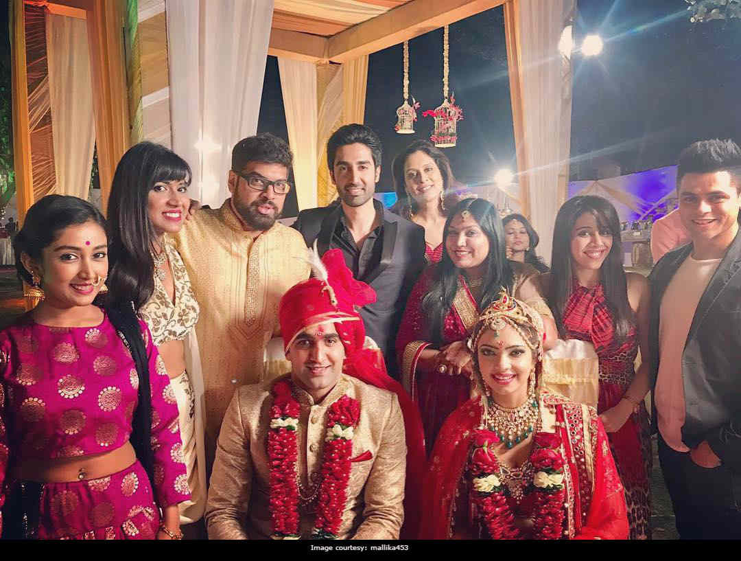 Pooja Banerjee, Sandeep Sejwal Are Married. See Pics Here