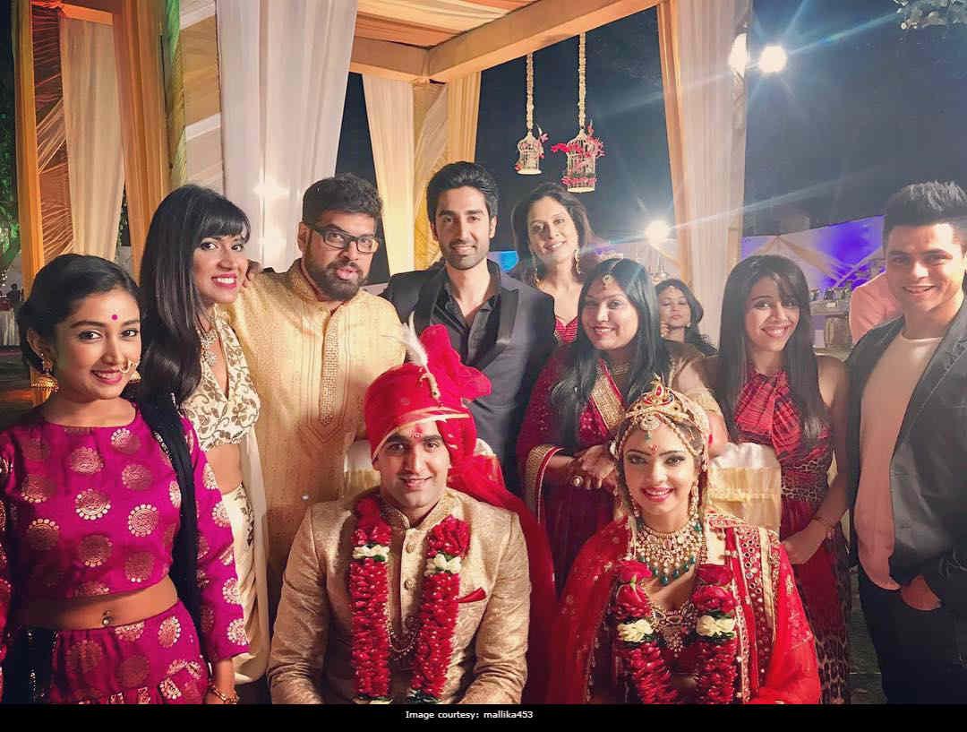 Miss Pooja Marriage Snaps Related Keywords - Miss Pooja ...