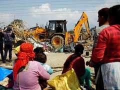 Nepal Demolishes Kathmandu Post Quake Relief Camp