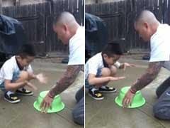 बेटे को अप्रैल फूल बनाना पिता को पड़ा महंगा, 3 दिन में 45 लाख बार देखा गया यह Video