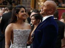 Oscars 2017: Priyanka Chopra, Dwayne Johnson Reveal Story Behind This Pic