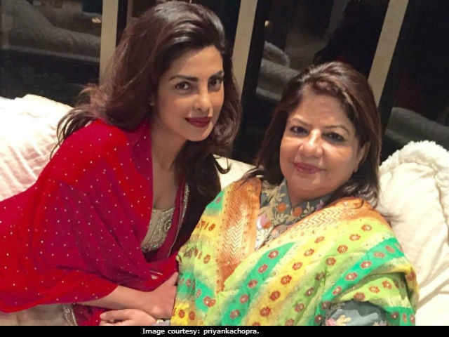Priyanka Chopra's Mother Reveals What Makes The Actress 'Special' In The West