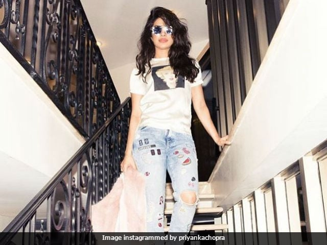 Priyanka Chopra Says Insecurity Is 'Definitely Not In Her DNA'