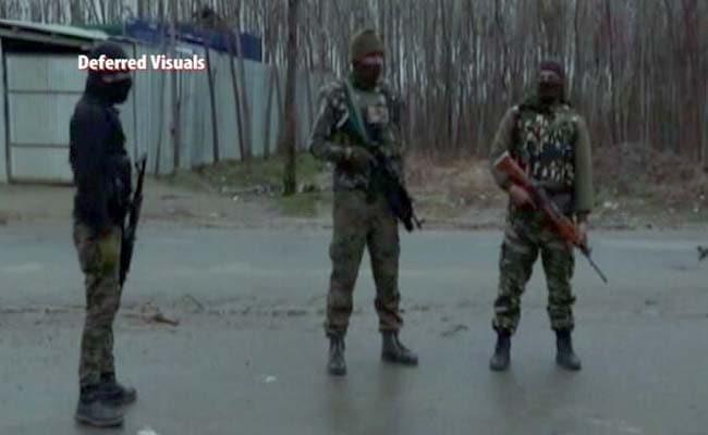 Terrorists Seen Along LoC, India's Military Commander Tells Pakistan Counterpart