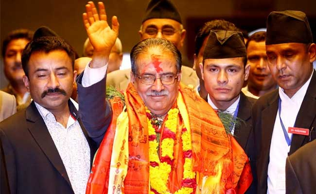 Madhesi Front withdraws support to Prachanda government