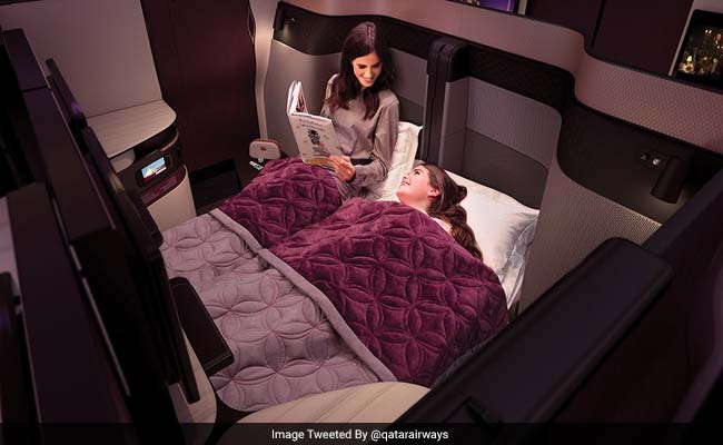 Double Beds On Flights Is Now A Thing Thanks To This Airline