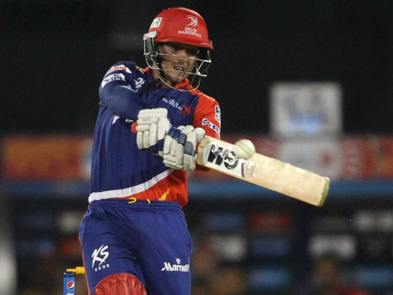 Quinton De Kock Out Of IPL 10, Big Setback For Delhi Daredevils