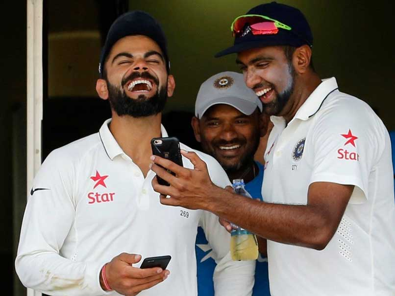 Ravichandran Ashwin's Derisive Shot At Brad Hodge's Apology To Virat Kohli Is Priceless