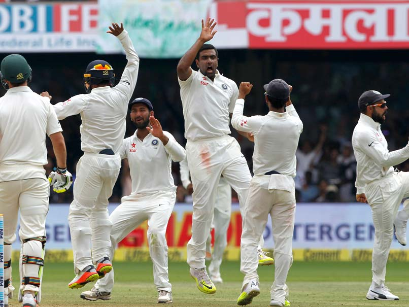 India vs Australia: R Ashwin Bowls Hosts To Victory, India Level Series 1-1