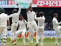 India vs Australia: R Ashwin Goes Past Dale Steyn's Record