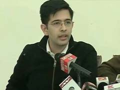 Raghav Chadha Replaced As AAP Treasurer By Deepak Bajpai