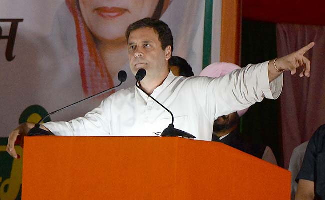 General Elections 2019: 'Narendra Modi A Failed PM, Will Lose Elections', Says Rahul Gandhi