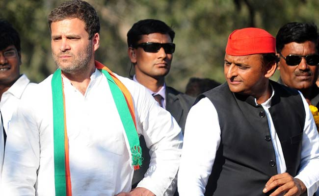 UP Election Results 2017 - Akhilesh Yadav And Rahul Gandhi: Friends With Absolutely No Benefits