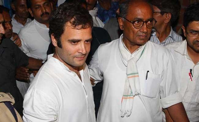 Digvijaya Singh Tweets About 'Rahul Gandhi Cabinet', Gets Trolled