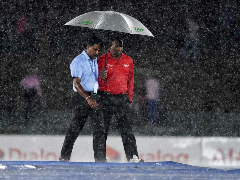 Rain Washes Out Sri Lanka-Bangladesh Second ODI