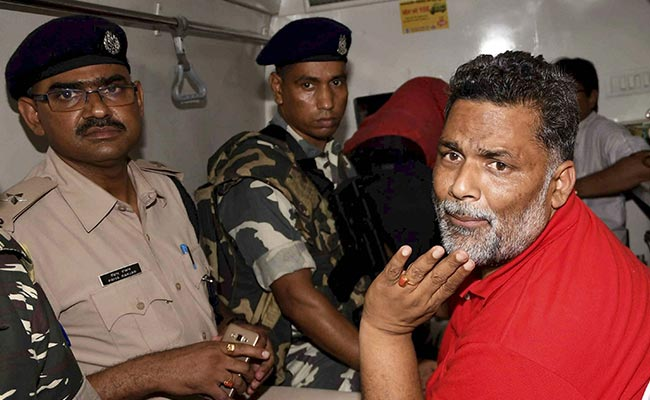 Pappu Yadav's Arrest Violation Of His Rights, Says Wife Ranjit Ranjan