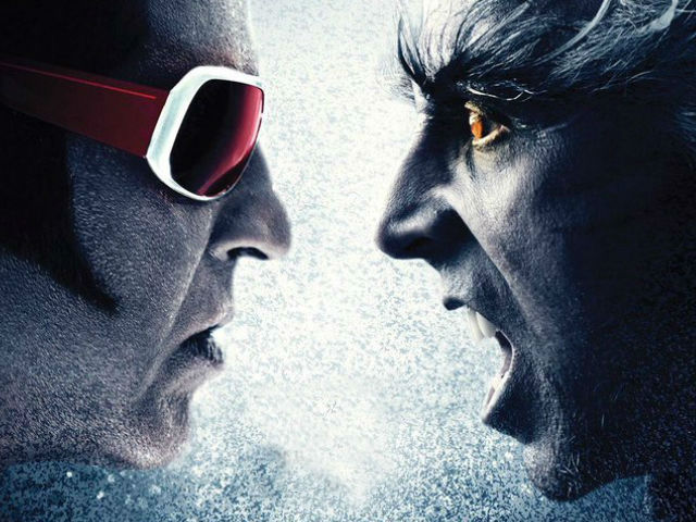 2.0: Rajinikanth Has 5 Different Looks And Akshay Kumar Has 12?