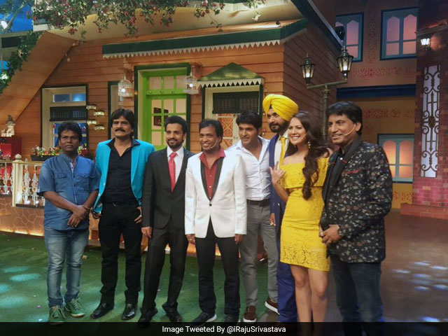 The Kapil Sharma Show: Raju Srivastava Is Shooting More
