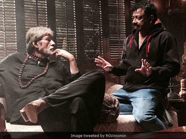 Of His Films With Amitabh Bachchan, Ram Gopal Varma 'Regrets' All But Sarkar Series