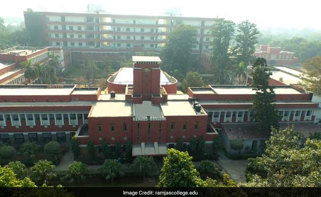 Ramjas College Cancels Four Plays Themes On Nationalism