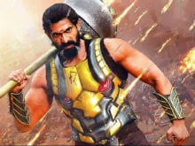 How Rana Daggubati Prepped For The Climax War In Baahubali : The Conclusion