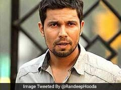 Randeep Hooda's Mumbai Flight Diverted Amid Rain, He Makes Other Plans