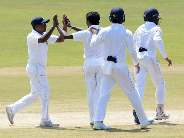 Spinners Put Sri Lanka In Control On Rain-Hit Day Against Bangladesh