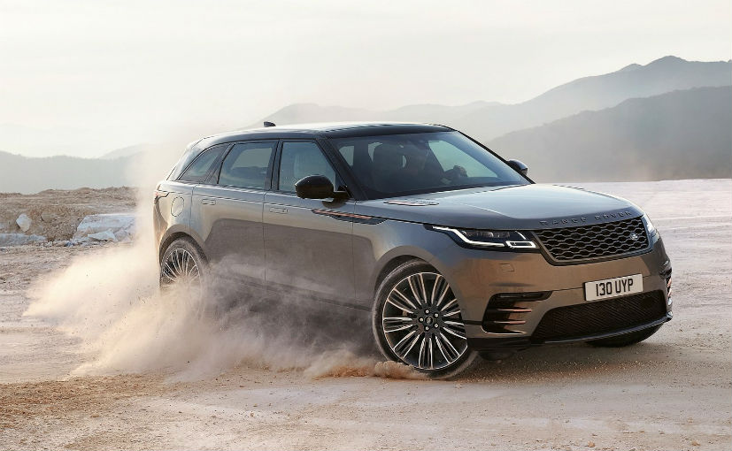 range rover velar to get petrol and diesel engines