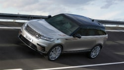 Stunning New Range Rover Velar Officially Unveiled