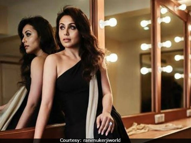Rani Mukerji Says Her Role In Hichki Is Very Special And Inspiring
