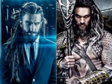 Is Ranveer Singh's Dreadlock Look Inspired By Superhero Aquaman?