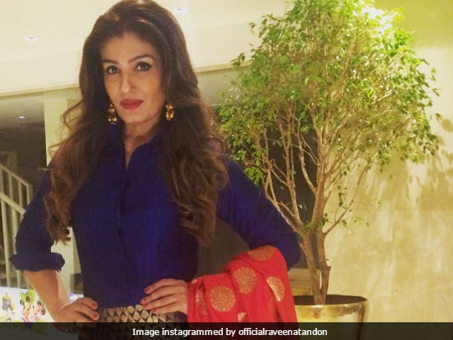 No comparison between my 'Maatr' and Sridevi's 'Mom': Raveena