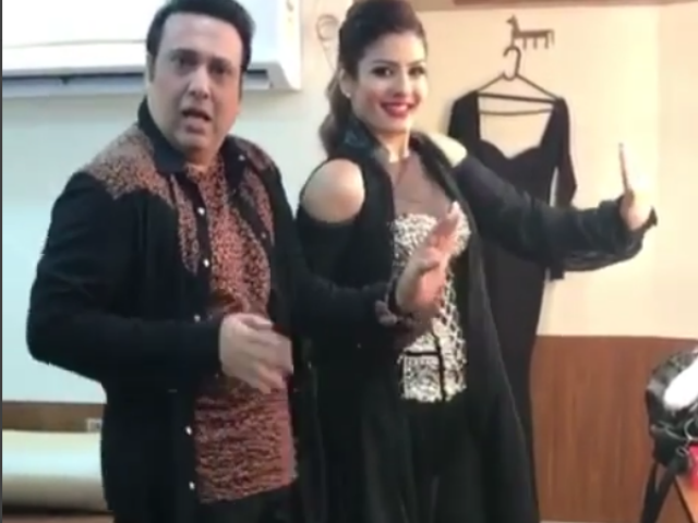 Raveena Tandon, Govinda Can Still Nail Their Kisi Disco Mein Jaaye Dance Move
