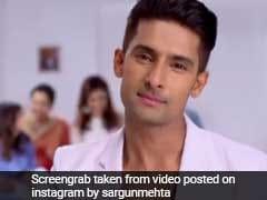 <i>जमाई राजा</i> का आखिरी सीन शूट करते वक्त भावुक हुए रवि दुबे, दिया गंभीर संदेश