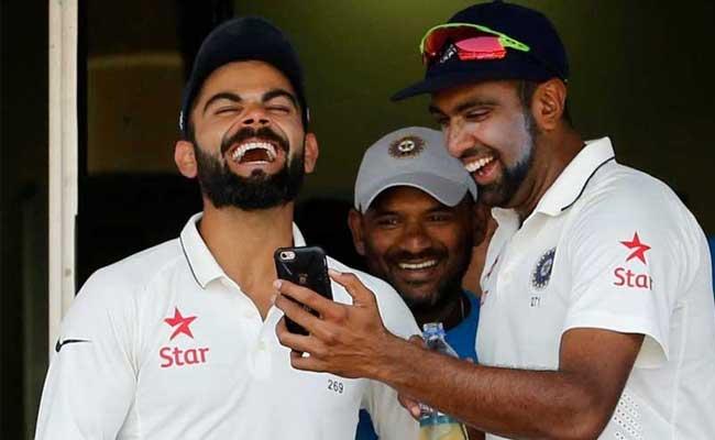 ऑस्ट्रेलिया के पूर्व क्रिकेटर ब्रैड हॉज की विराट कोहली से माफी पर रविचंद्रन अश्विन ने यूं फेंकी 'गुगली'