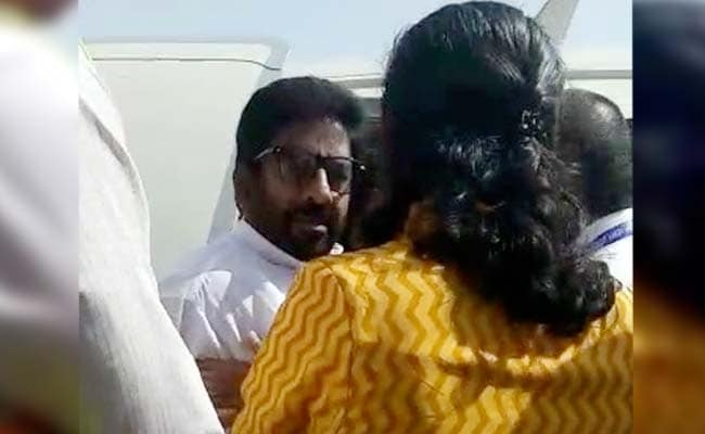 ravindra gaikwad air india