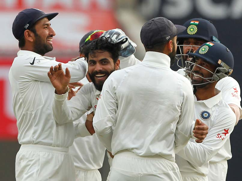 Ravindra Jadeja Leads India's Charge vs Australia After Cheteshwar Pujara-Wriddhiman Saha Show