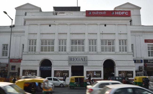 Lights Out For Delhi's Regal Theatre With Raj Kapoor's 'Sangam'