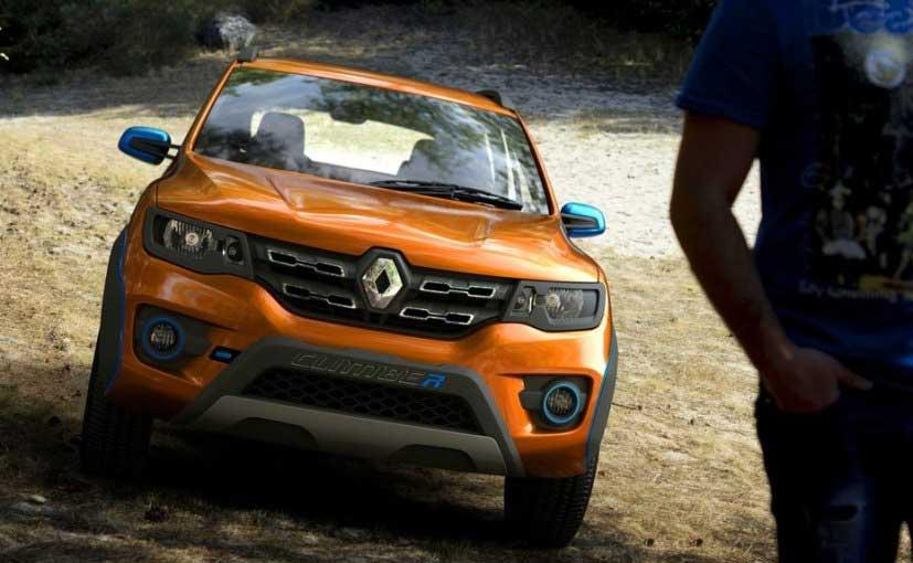 Renault Kwid Climber brochure leaked