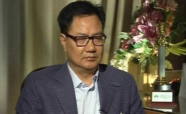 India To Take 'Drastic' Action Against Pakistan, Says Kiren Rijiju