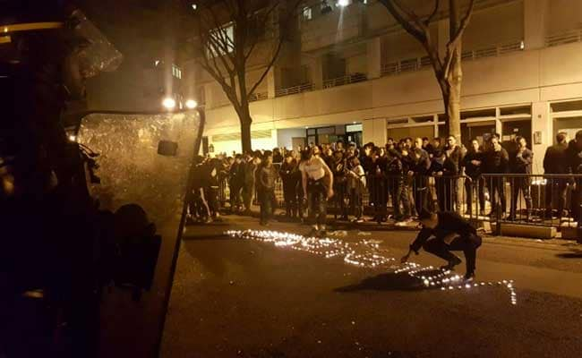 Paris Arrests After Clashes Over Police Killing Of Chinese Man