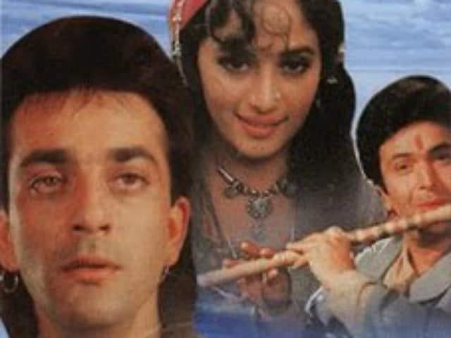 Neetu Kapoor Shares A 'Lazy' Throwback Pic Of Rishi Kapoor And Sanjay Dutt