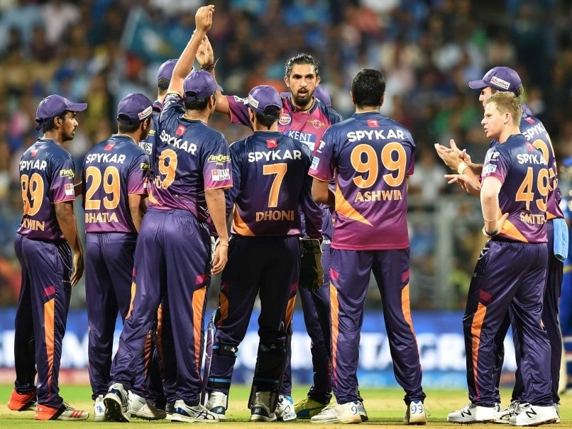 IPL 2017: After Removing MS Dhoni As Skipper, Rising Pune Supergiants Change Their Name