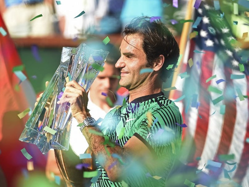 Roger Federer Beats Stan Wawrinka For 5th Indian Wells Title