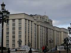 Russian Parliamentary Committee To Carry Investigations Into US Media