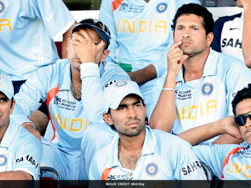 Sachin Tendulkar On 2007 World Cup Exit: It Was One Of My Worst Days In Cricket