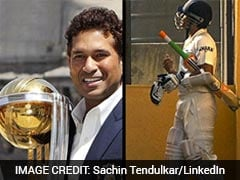 Sachin Tendulkar Joins LinkedIn, Shares Wonderful Post On Second Innings