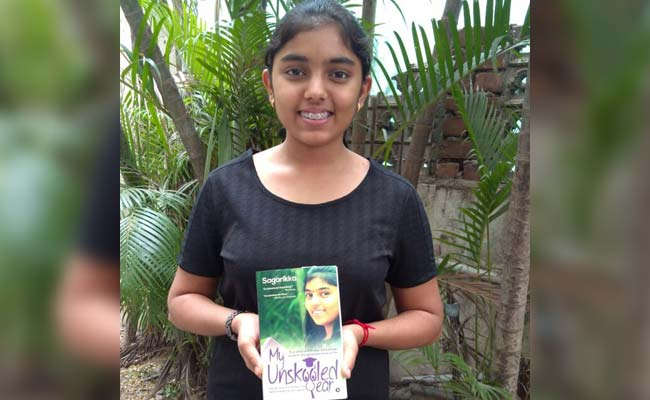 16-year-old Takes Break After Class 10, Writes Book 'My Unskooled Year'