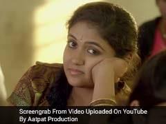 मराठी फिल्म 'सैराट' की स्टार रिंकू राजगुरू ने दी 10वीं की परीक्षा, कहा 'उतना भी मुश्किल नहीं था सेट से स्कूल आना'