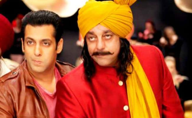 संजय दत्त ने एक बार फिर कहा कि उनके और सलमान खान के बीच सबकुछ ठीक है
